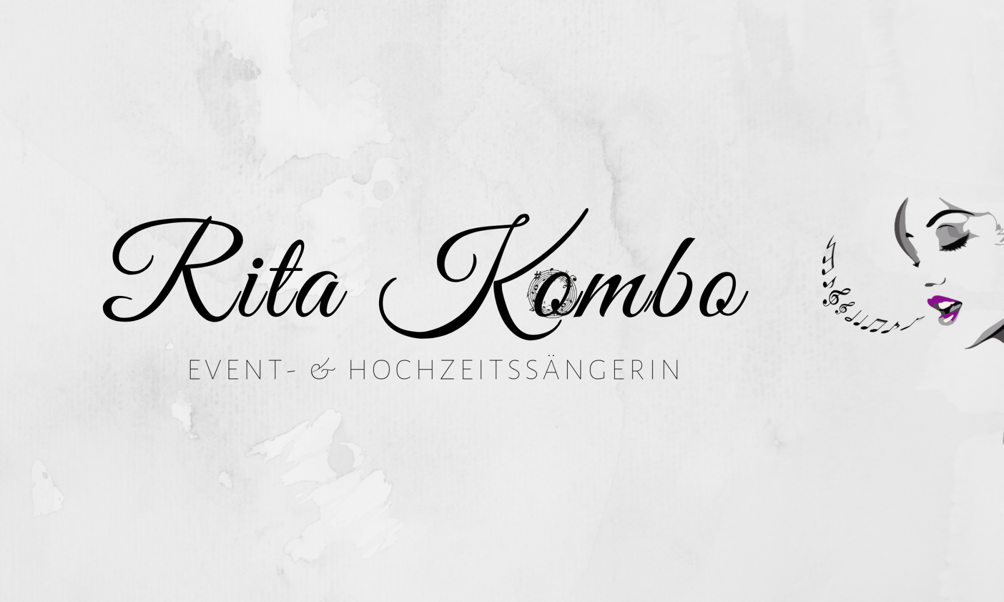 Rita Kombo Event- & Hochzeitssängerin